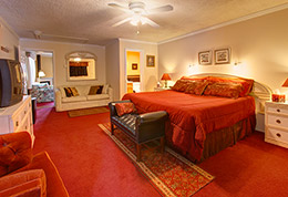 Tuscan Red Lucury  BnB Room