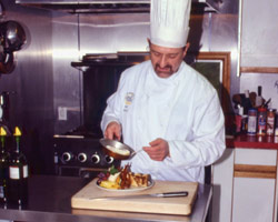 Chef/Inkeeper Scott Fawaz