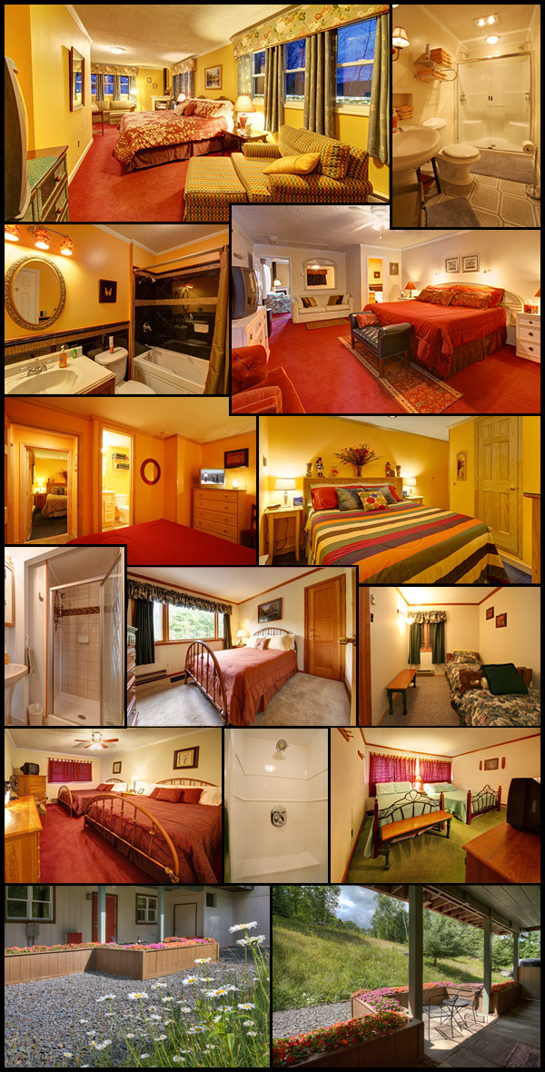 catskills bed and breakfast rooms